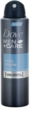 Dove Men+Care Cool Fresh дезодорант-антиперспірант спрей 48 годин