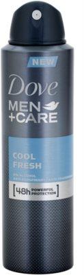 Dove Men+Care Cool Fresh izzadásgátló spray dezodor 48h