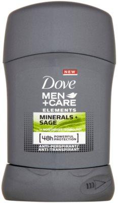 Dove Men+Care Elements твердий антиперспірант 48 годин