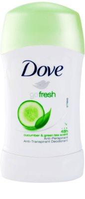 Dove Go Fresh Fresh Touch antitranspirantes