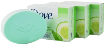 Dove Go Fresh Fresh Touch твърд сапун 1