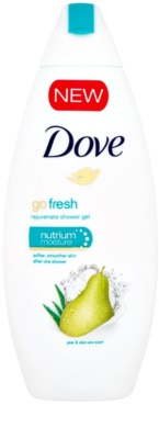 Dove Go Fresh gel de duche