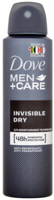 Dove Men+Care Invisble Dry Antitranspirant-Spray 48h