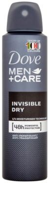 Dove Men+Care Invisble Dry antyprespirant w sprayu 48 godz.