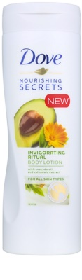 Dove Nourishing Secrets Invigorating Ritual молочко для тіла