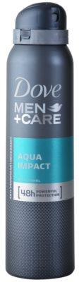 Dove Men+Care Aqua Impact Antitranspirant Deospray 48h