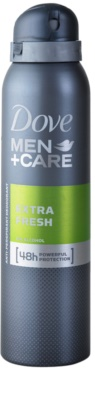 Dove Men+Care Extra Fresh deodorant spray antiperspirant 48 de ore