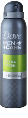Dove Men+Care Extra Fresh dezodorant antiperspirant v spreji 48h