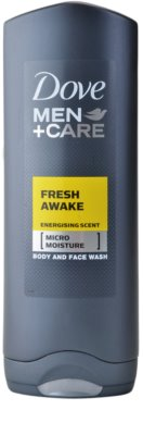 Dove Men+Care Fresh Awake gel de dus