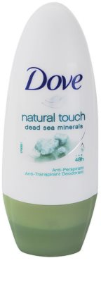 Dove Natural Touch antiperspirant roll-on