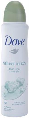 Dove Natural Touch dezodorant antiperspirant v spreji