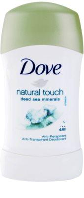 Dove Natural Touch antitranspirantes
