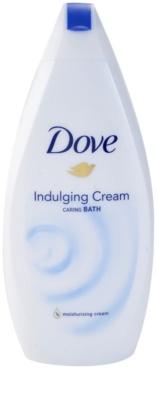 Dove Original пяна за вана