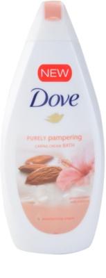 Dove Purely Pampering Almond піна для ванни