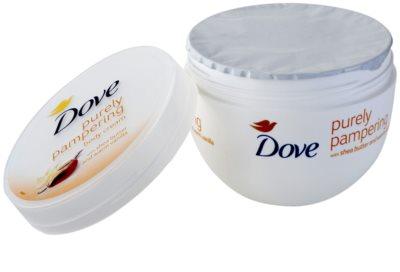 Dove Purely Pampering Shea Butter tělový krém 1