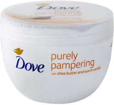 Dove Purely Pampering Shea Butter tělový krém