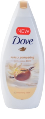 Dove Purely Pampering Shea Butter spuma de baie