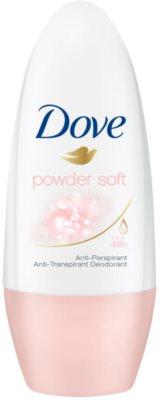 Dove Powder Soft antiperspirant roll-on