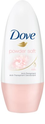 Dove Powder Soft roll-on antibacteriano