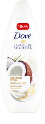 Dove Nourishing Secrets Restoring Ritual гель для душу