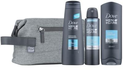 Dove Total Care zestaw kosmetyków I.