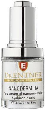 Dr. Entner Nanoderm HA sérum limpiador antiarrugas hidratación profunda