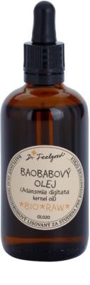 Dr. Feelgood BIO and RAW Baobab-Öl für sehr trockene Haut