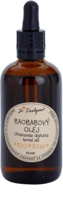 Dr. Feelgood BIO and RAW baobabový olej pre veľmi suchú pleť