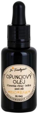 Dr. Feelgood BIO and RAW косметична олійка плодів опунції