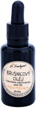 Dr. Feelgood BIO and RAW brusnično olje