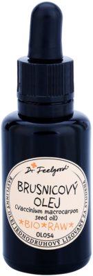 Dr. Feelgood BIO and RAW Preiselbeeren-Öl