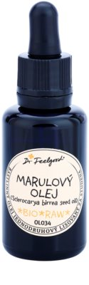 Dr. Feelgood BIO and RAW aceite de marula
