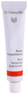 Dr. Hauschka Body Care ošetrujúci telový krém s ružovým olejom