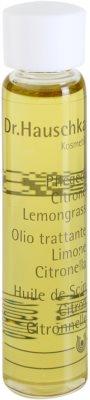 Dr. Hauschka Body Care Körperöl mit Zitrone und Zitronengras