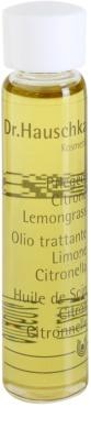 Dr. Hauschka Body Care óleo corporal com limão e capim-limão