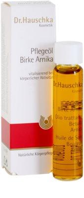 Dr. Hauschka Body Care testápoló olaj nyír-árnika 1