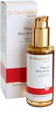 Dr. Hauschka Body Care telový olej z brezy Arniky 1