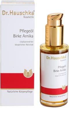 Dr. Hauschka Body Care telový olej z brezy Arniky 2