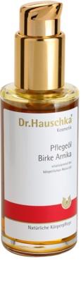 Dr. Hauschka Body Care óleo corporal bétula Arnica