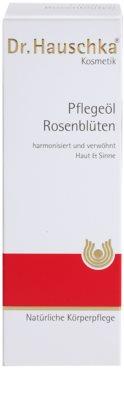 Dr. Hauschka Body Care óleo corporal de rosas 3
