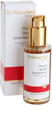 Dr. Hauschka Body Care tělový olej z mandlí a třezalky tečkované 1