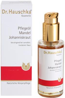 Dr. Hauschka Body Care tělový olej z mandlí a třezalky tečkované 2