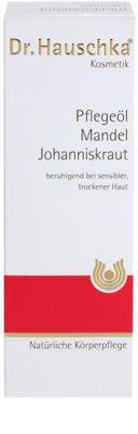 Dr. Hauschka Body Care tělový olej z mandlí a třezalky tečkované 3