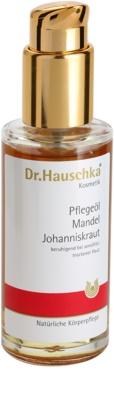 Dr. Hauschka Body Care olje za telo iz mandljev in šentjanževke