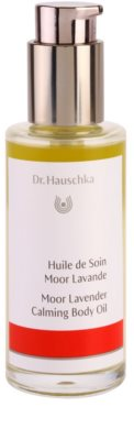 Dr. Hauschka Body Care aceite corporal calmante