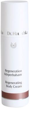 Dr. Hauschka Body Care crema regeneradora para el cuerpo