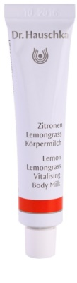 Dr. Hauschka Body Care losjon za telo z limono in limonino travo
