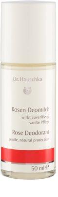 Dr. Hauschka Body Care Deodorant cu esenta de trandafir roll-on