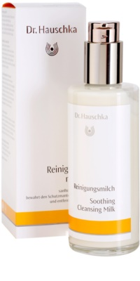 Dr. Hauschka Cleansing And Tonization leite facial de limpeza 1
