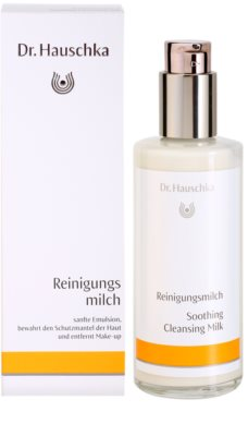 Dr. Hauschka Cleansing And Tonization leite facial de limpeza 2
